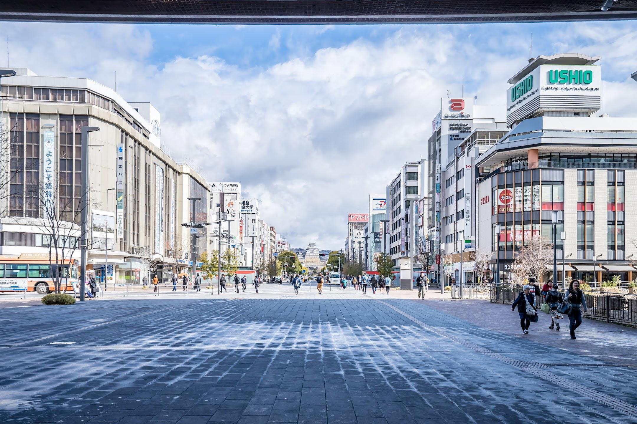 Himeji station1