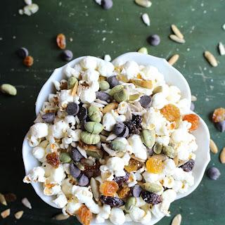 Healthy Nut Snack Mix Recipes