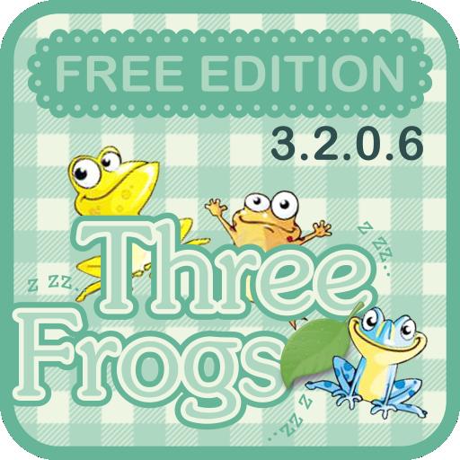 Three Frogs Free