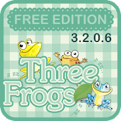 Three Frogs Free