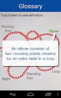 Screenshot of Knot Guide Free ( 100+ knots )
