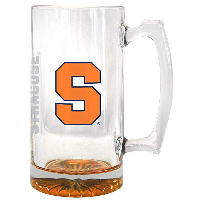 NCAA Syracuse Orange Elite Tankard, 25-ounce
