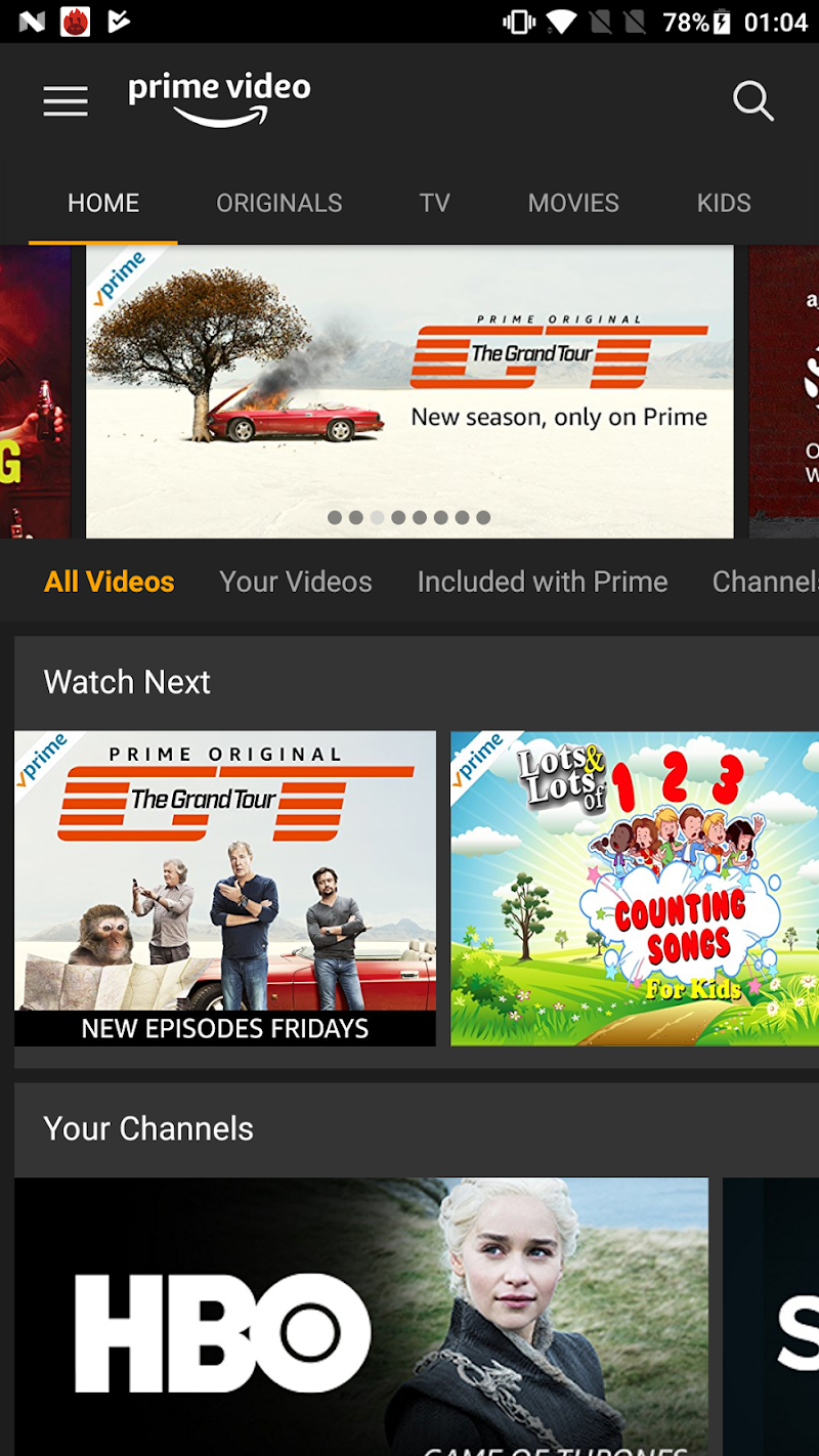 Amazon Prime Video APK Cracked Free Download | Cracked Android Apps