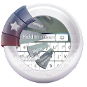 Hidden rooms Keyboard icon