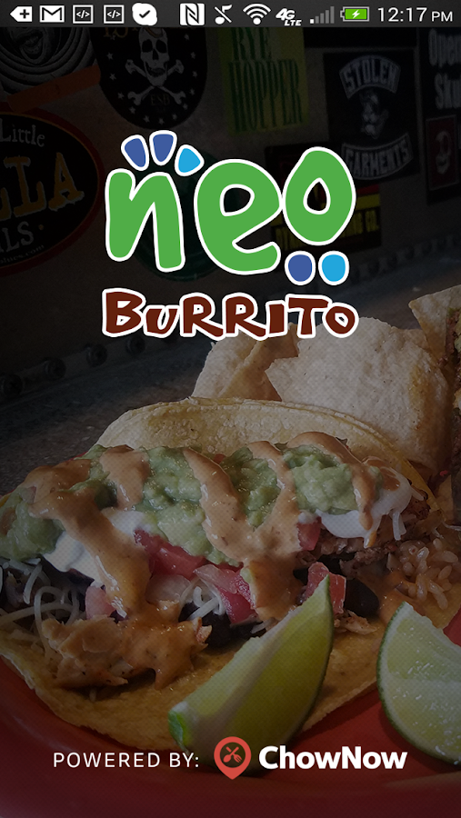 Neo Burrito- screenshot