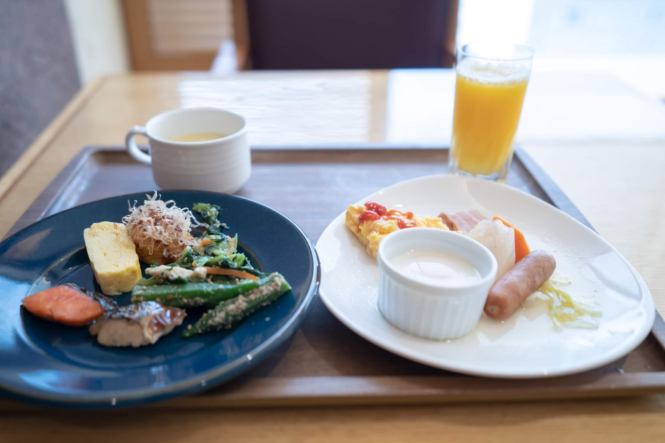 Hotel Granvia Osaka Breakfast5
