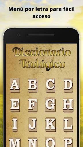玩免費書籍APP|下載Diccionario Teológico app不用錢|硬是要APP