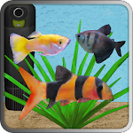 Aquarium Fish Icon