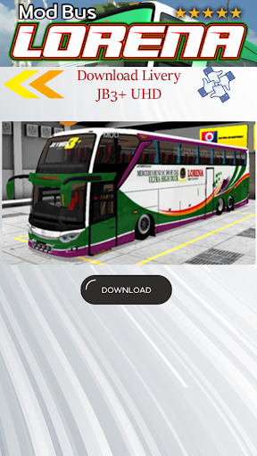 Mod Bus Lorena Simulator Indonesia 1.0 screenshots 5
