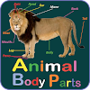 Animal Parts of Body Names