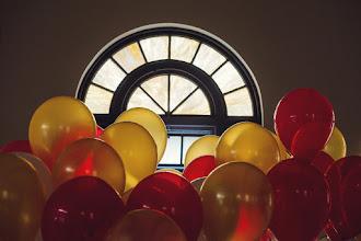 Photo: Great Hall (1st Floor) Prom. credit: Jumay Designs