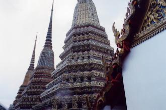 Photo: #012-Wat Pho (Le temple du Bouddha couché)-Bangkok