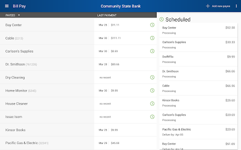 Community State Bank Spencer screenshot 8