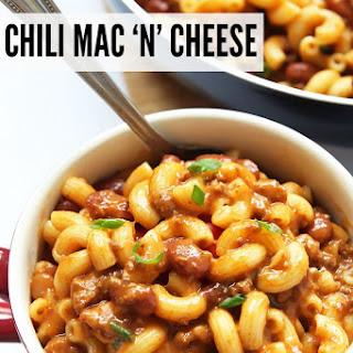 Chili Mac 'n' Cheese