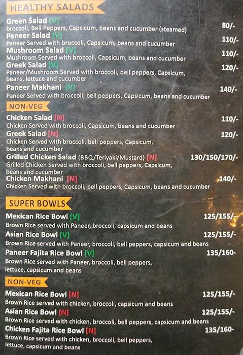 Da Dietoz Cafe menu 5