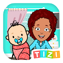 My Tizi Town - Newborn Baby Daycare Games for Kids icon