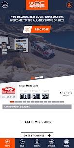 WRC – The Official App 1