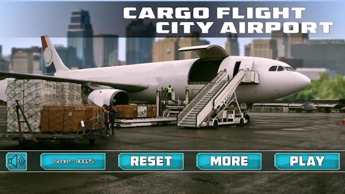 Cargo Flight City Airport - screenshot