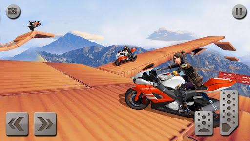 impossible rampe moto vu00e9lo cavalier super-hu00e9ros  captures d'u00e9cran 6