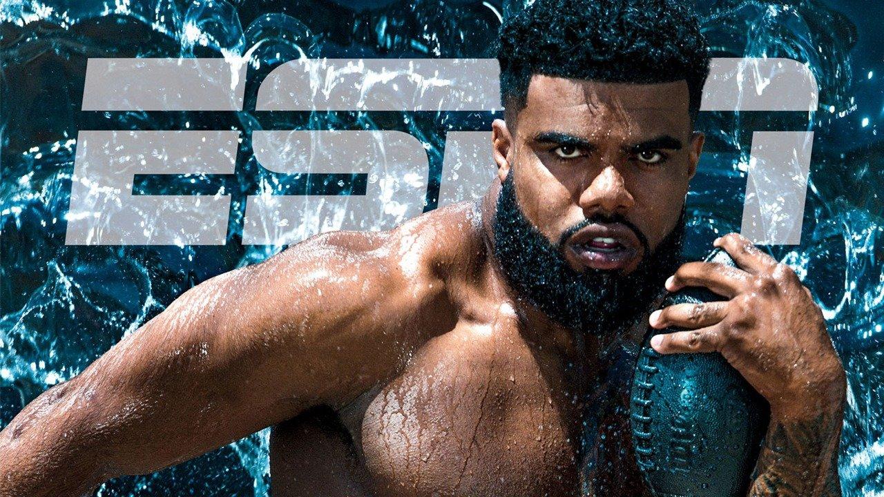 Watch ESPN the Magazine: 2017 Body Issue live
