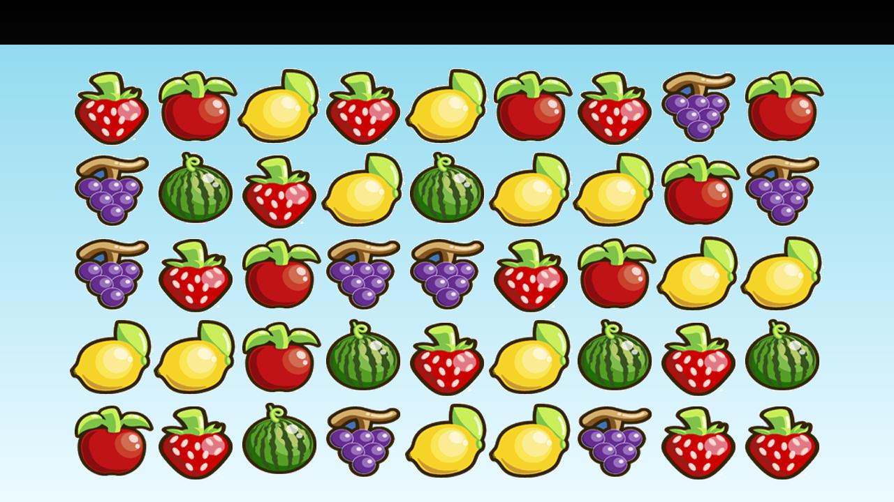 Pop fruit crush - Fruit Crush Pop Free Games Screenshot