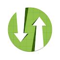 Stock Chart, Screener, Trading - MCX NSE Market icon