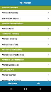 Mensa Kiel - náhled