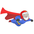 Santa Claus-Don`t Touch Spikes icon