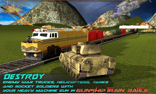玩免費動作APP|下載武装军队的火车:战斗 app不用錢|硬是要APP