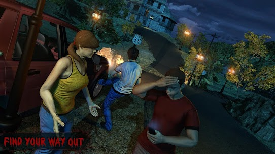 Horror Clown Survival Mod Apk 1.36 (Monster Does Not Automatically Attack) 3