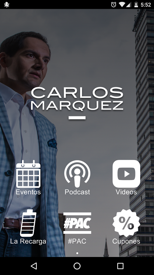 Carlos Marquez- screenshot