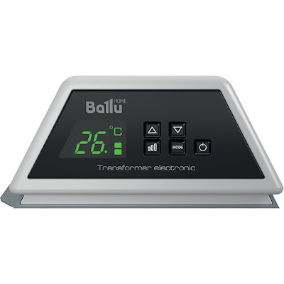 Блок управления Ballu BCT/EVU-2.5E