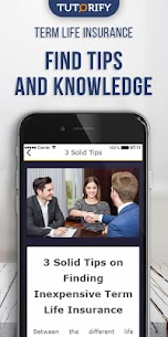 TERM LIFE INSURANCE – Guide App Latest Version  Download For Android 3
