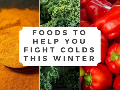 Foods to Help You Fight Colds This Winter