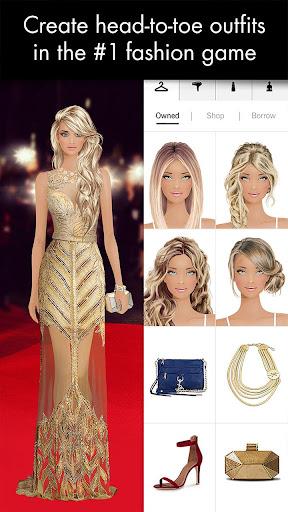 Covet Fashion - Dress Up Game screenshot 1