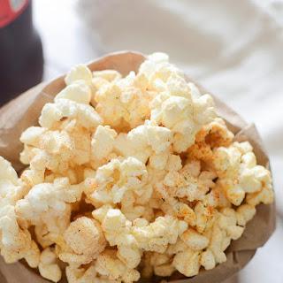 BBQ Ranch Popcorn.