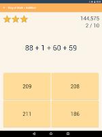 Screenshot of King of Math