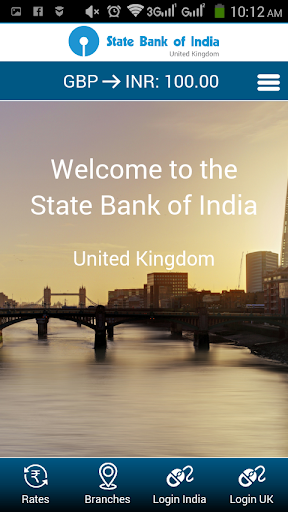 State Bank of India UK