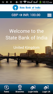 State Bank of India UK- screenshot thumbnail
