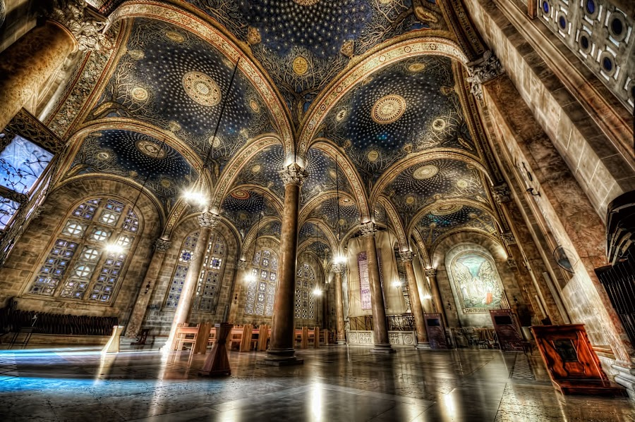 by Romel Pineda - Buildings & Architecture Places of Worship