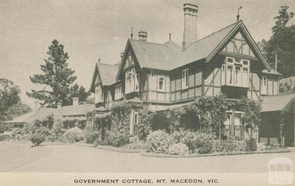 Govt Cottage 1949