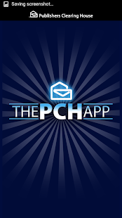 The PCH App- screenshot thumbnail