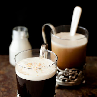 Coconut Liqueur Coffee.