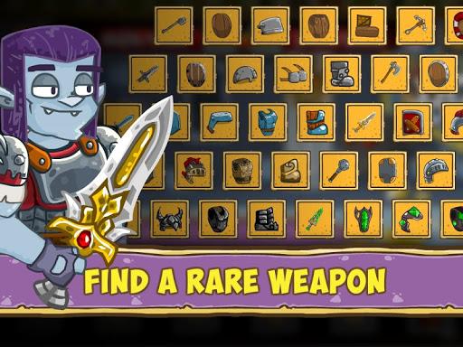 Let's Journey - idle clicker RPG - offline game filehippodl screenshot 11