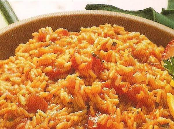 El Zorro's Spanish Rice Recipe