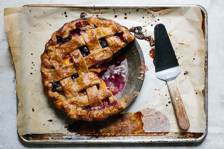 Desserts that make the case for peaches, apricots, and plums