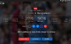 Star Sports Live Cricket Score 4.4   app screenshot