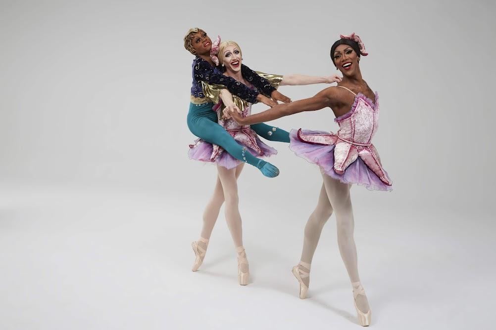 Les Ballets Trockadero de Monte Carlo - Little Humpback Horse