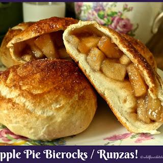 Apple Pie Bierocks / Runzas.