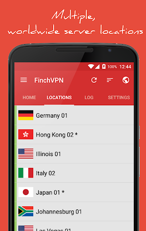 Free & Premium VPN - FinchVPN 1.3.1 screenshot 73540